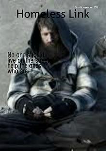Homeless Link Magazine