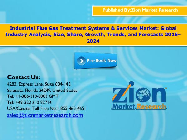 Industrial Flue Gas Treatment Systems & Services M