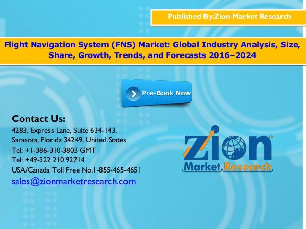Global Flight Navigation System (FNS) Market, 2016