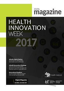 Health Innovation Week 2017 - Digital Magazine