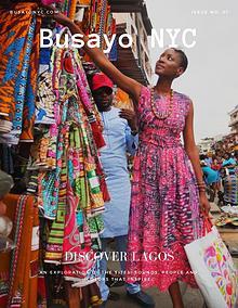 Busayo NYC Lifestyle Magazine