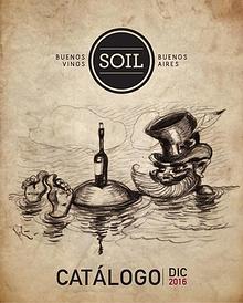 Catálogo 2016 - Soil Wines