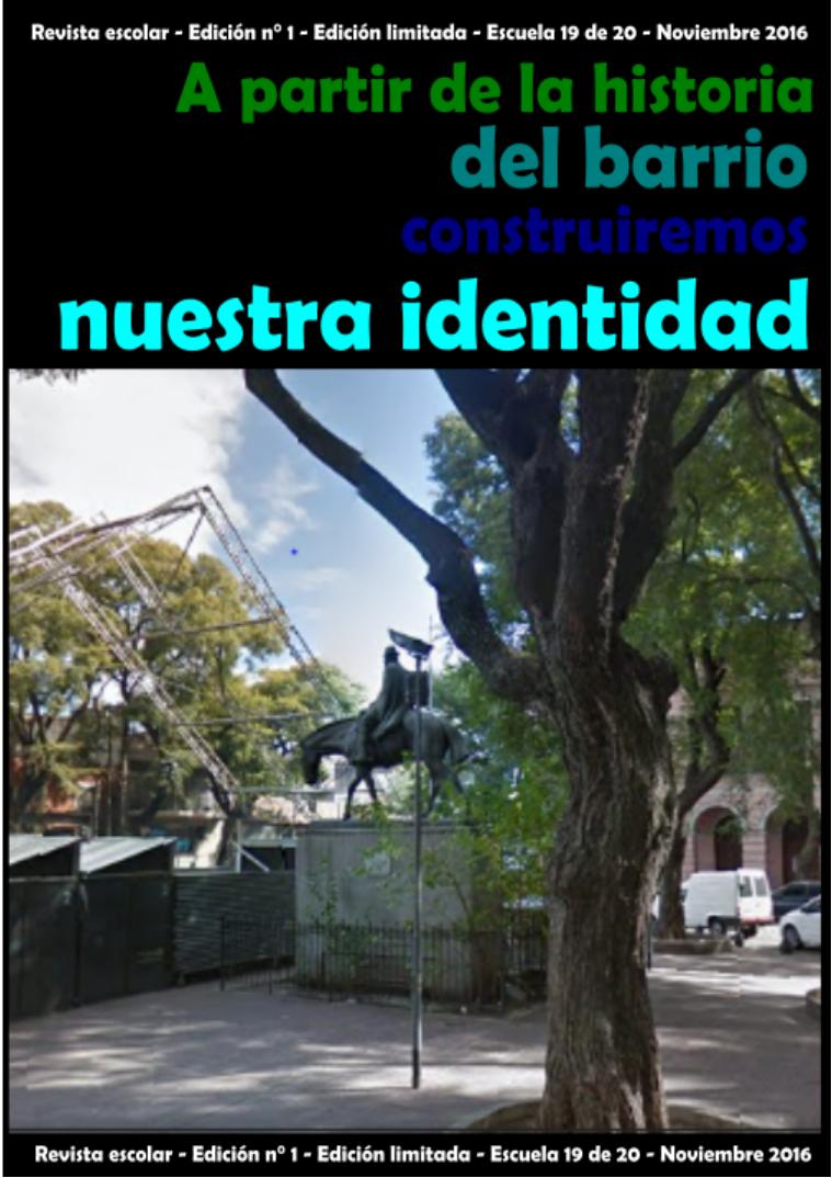 Nuestra Identidad Edición 1