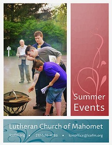 Lutheran Church of Mahomet, The Invitation