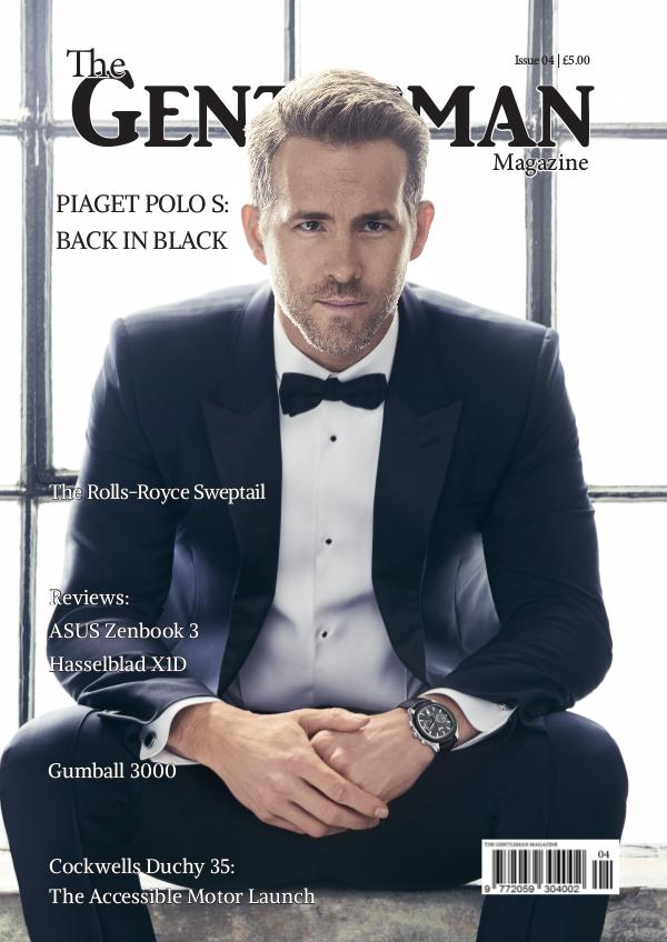 The Gentleman Magazine Issue 4 | August/September