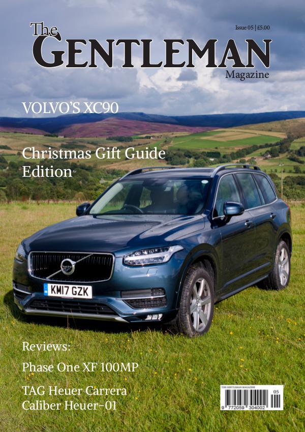 The Gentleman Magazine Issue 5 | October/November