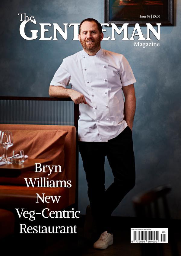 The Gentleman Magazine Issue 8 | April 2018
