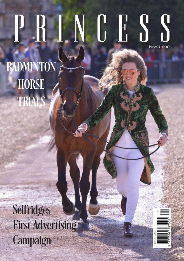 PRINCESS Issue 3 | May 2018