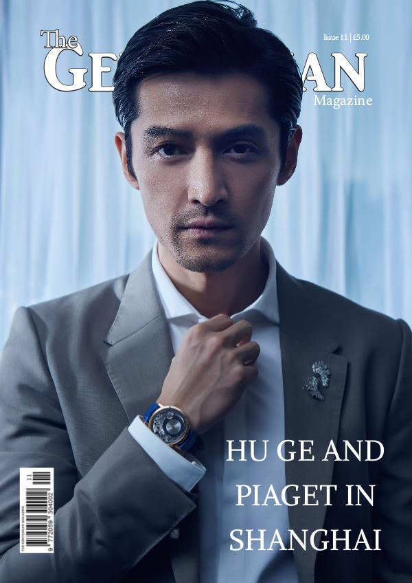 The Gentleman Magazine Issue 11 | October 2018