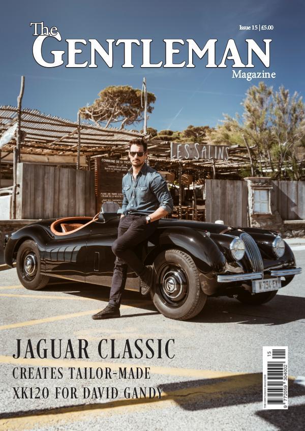 The Gentleman Magazine Issue 15 | June 2019