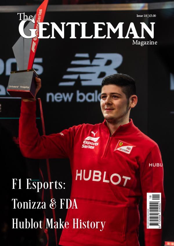 The Gentleman Magazine Issue 18 | December 2019