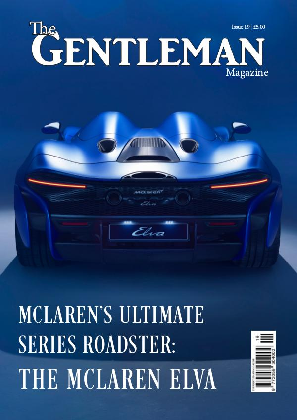 The Gentleman Magazine Issue 19 | February 2020
