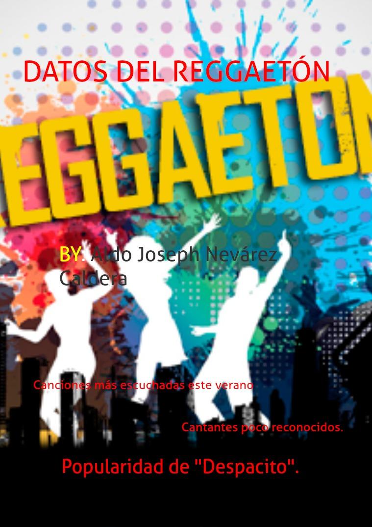 El Reggaetón