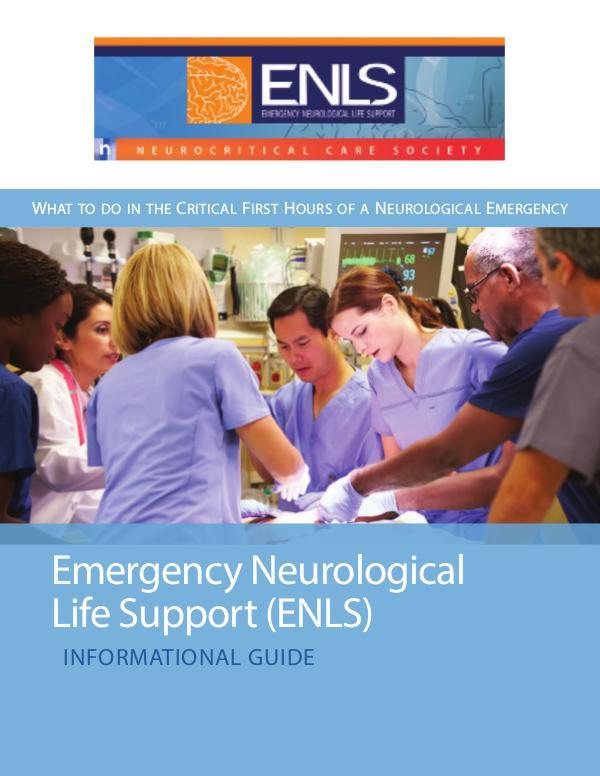 ENLS Informational Guide Volume 1