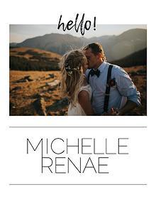 michelle renae client guide