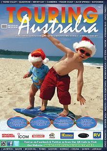 Touring Australia Summer 2016/17