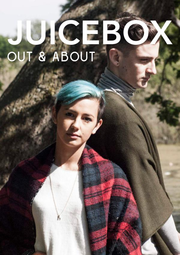 Juicebox Out & About. Winter 2015