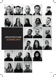 Urbis Interview: Ravensbourne's Architecture and IDEAs lookbook