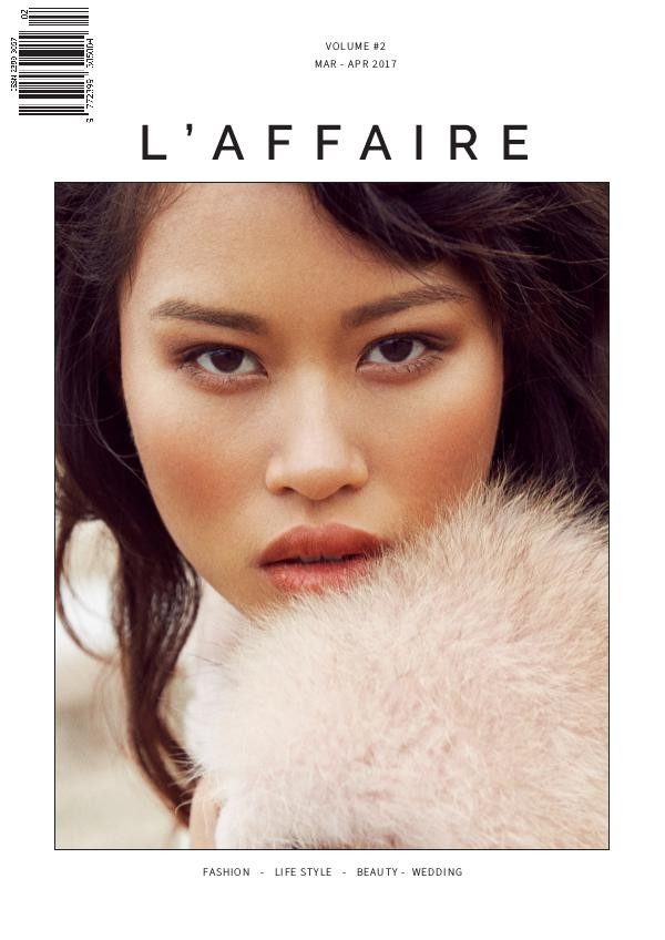 L'affaire Mar - Apr 2017 Volume #2