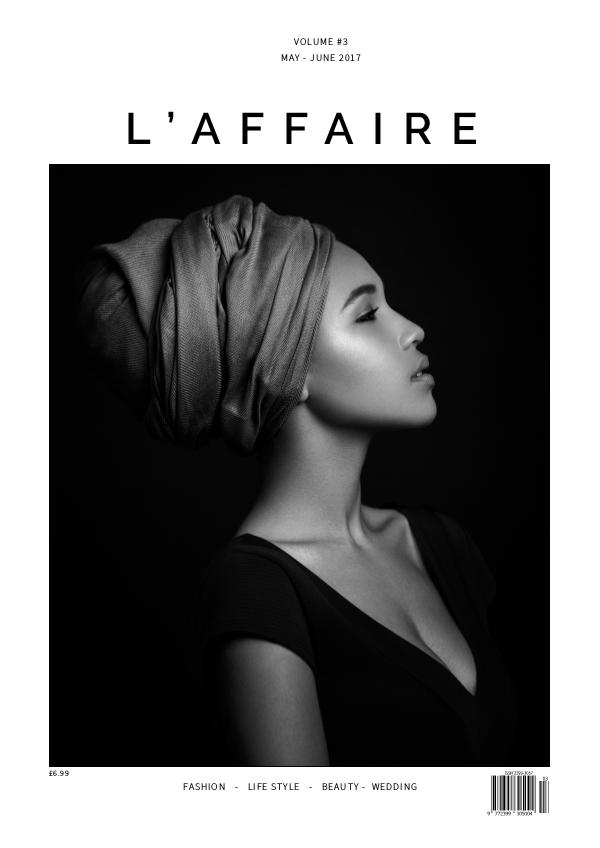 L'affaire May - June 2017 Volume #3