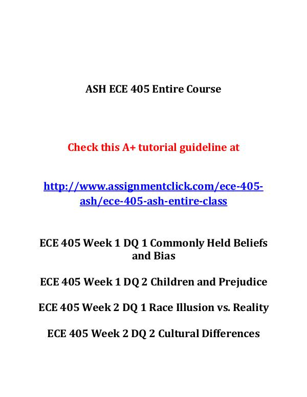 ece 405 literature review