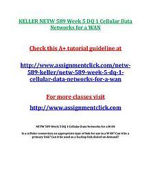 KELLER NETW 589 Entire CourseKELLER NETW 589 Entire Course Includes Q