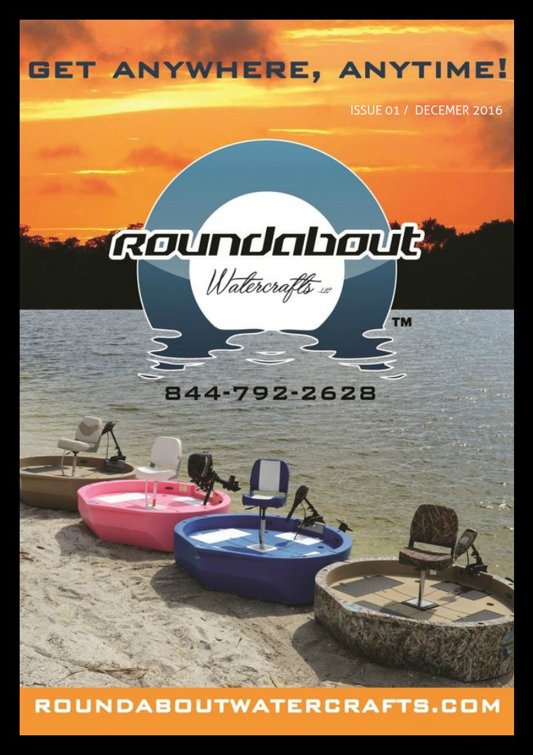 December Roundabout Watercrafts Issue April Roundabout Issue 2