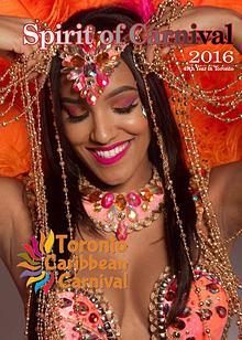 Toronto Caribbean Carnival 2016 Festival Guide