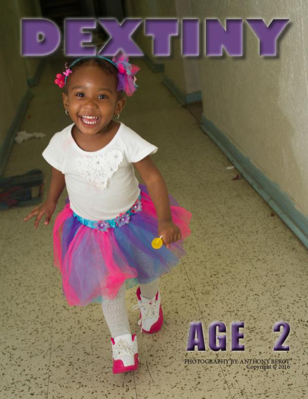 UrbanCarnival Magazine Dextiny's 2nd Birthday