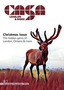 Casa London Magazine