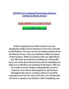 AB 209 STUDY Invent Yourself/ab209study.com