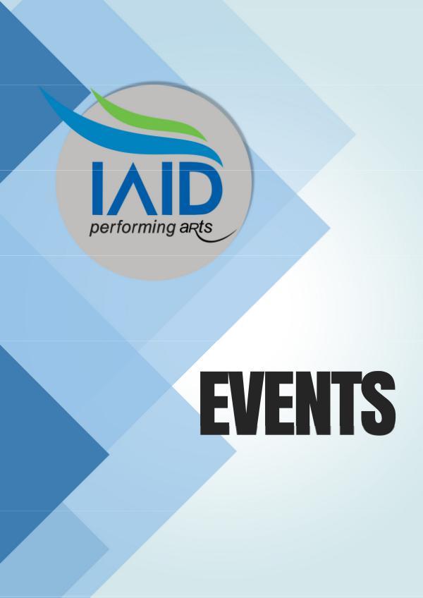 IAID Events IAID Events