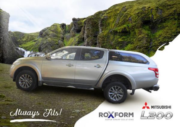 Roxform katalog revize Roxform Mitsubishi