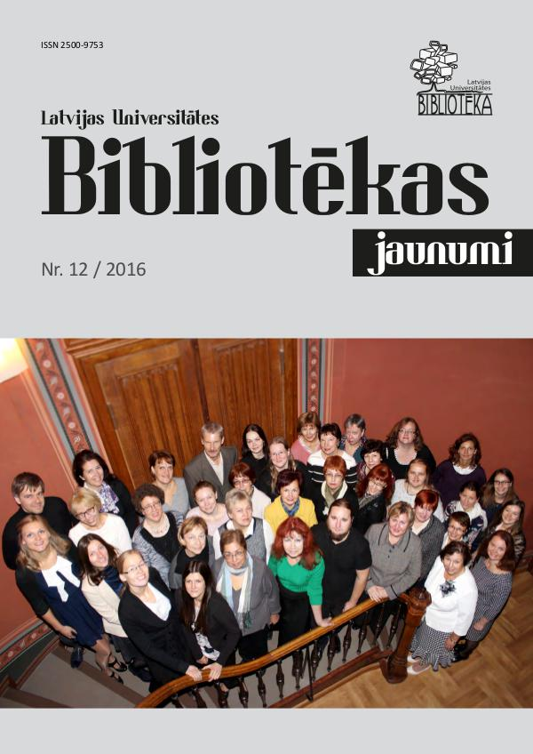 My first Magazine lub_jaunumi_12