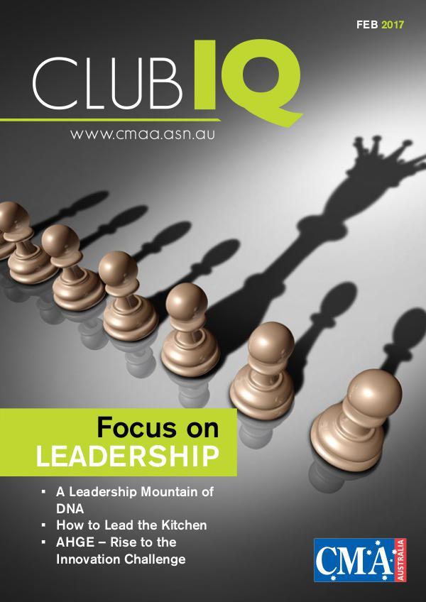 CLUB IQ February 2017