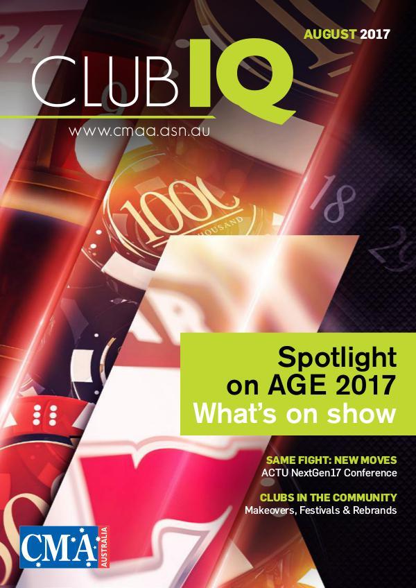 CLUB IQ August2017