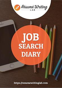 Job Search Diary