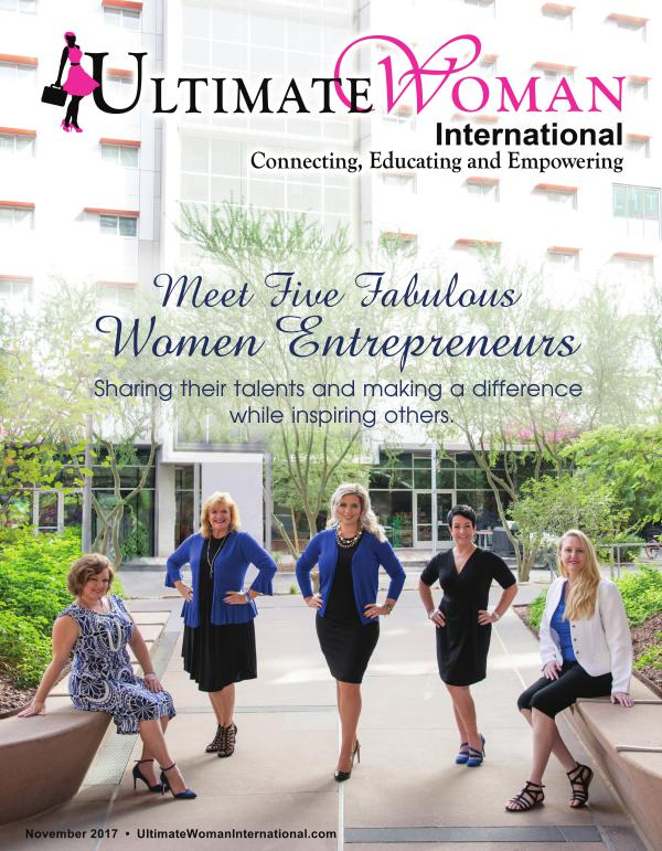 Ultimate Woman International UWI Fall Nov 2017