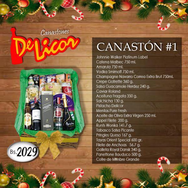 Catalogo Canastones Navideños Delicor 2016 Catalogo de canastones navideños DeLicor 2016