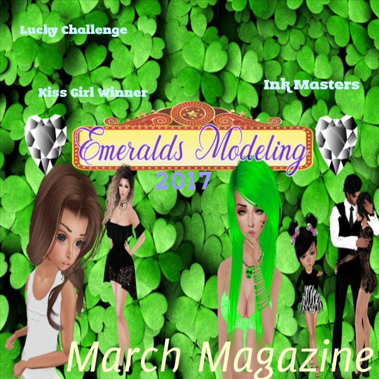 Emeralds Magazines Volume 1