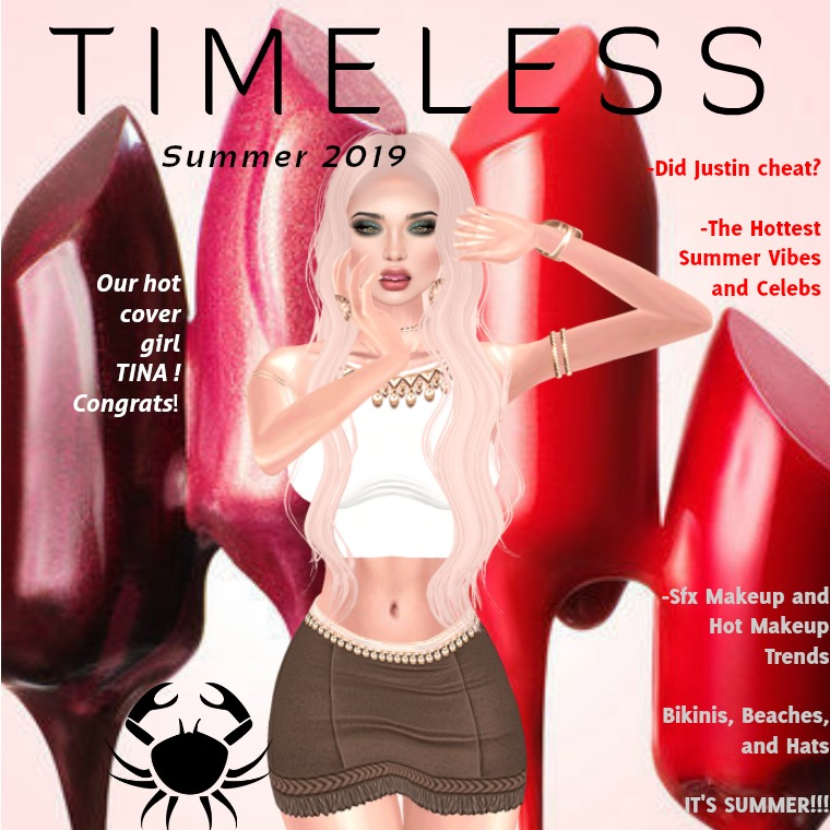 Timeless Magazine Issues 1