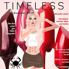 Timeless Magazine Issues