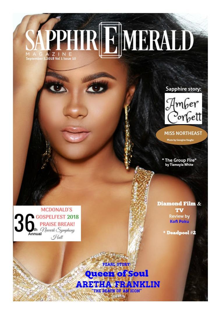 SapphirEmerald Magazine September 5, 2018, Vol. 1 Issue 11,