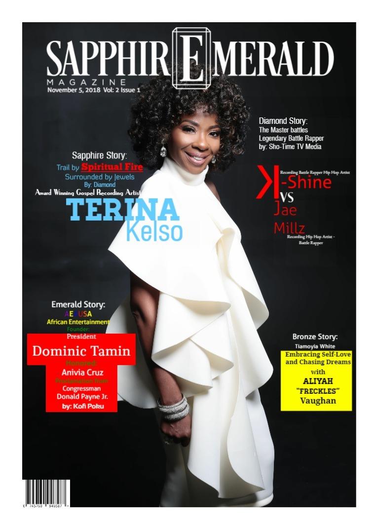 November  5, 2018, Vol 1 Issue 12