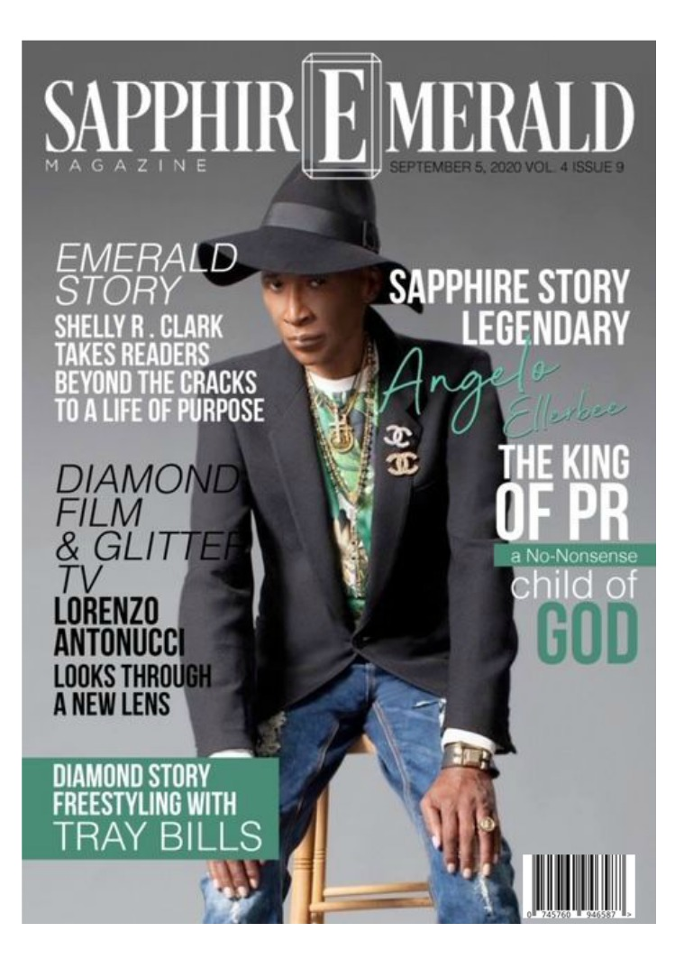 SapphirEmerald Magazine SEPTEMBER 5, 2020 VOL 4 ISSUE 9