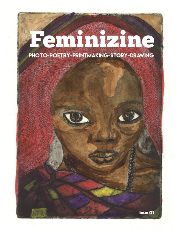 My first Magazine Feminizine