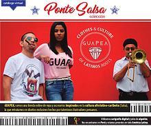 colección Ponte Salsa de Guapea