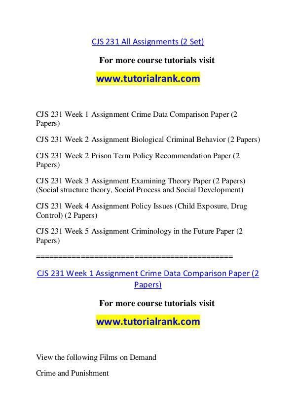 crime data comparison paper