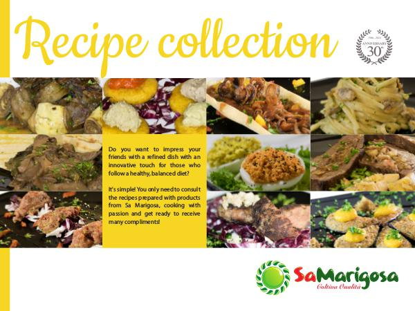 Sa Marigosa - Recipe Collection 01
