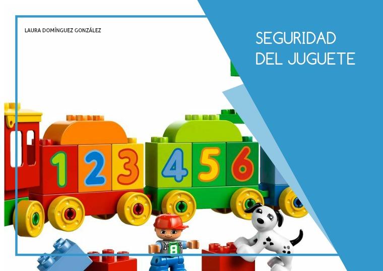 Catálogo seguridad del jueguete SEGURIDAD DEL JUGUETE